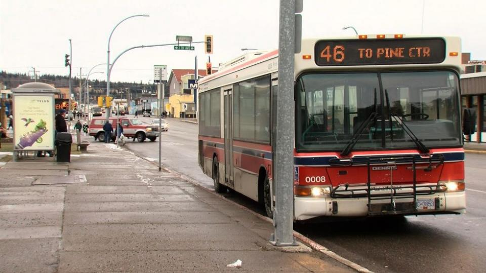 Buses Accept Food for Fare