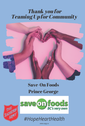 Donation - Save-On-Foods