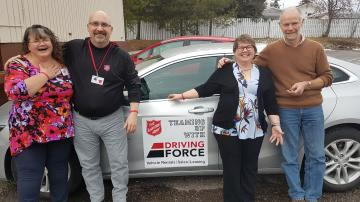 Driving Force Drives Kettle Campaign