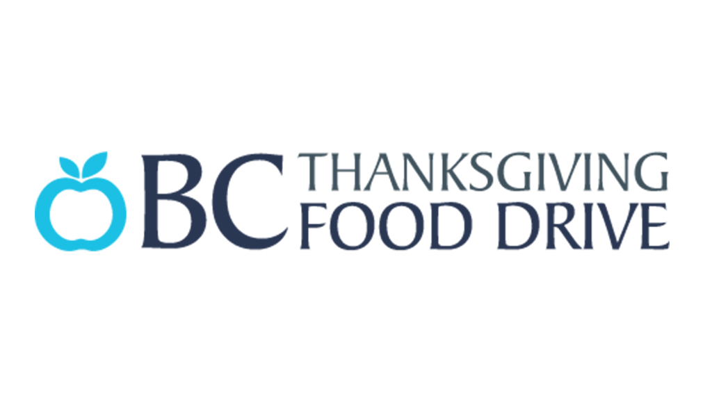 BC Thanksgiving Food Drive