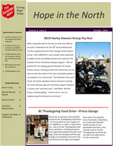 Hope in the North - October 2019