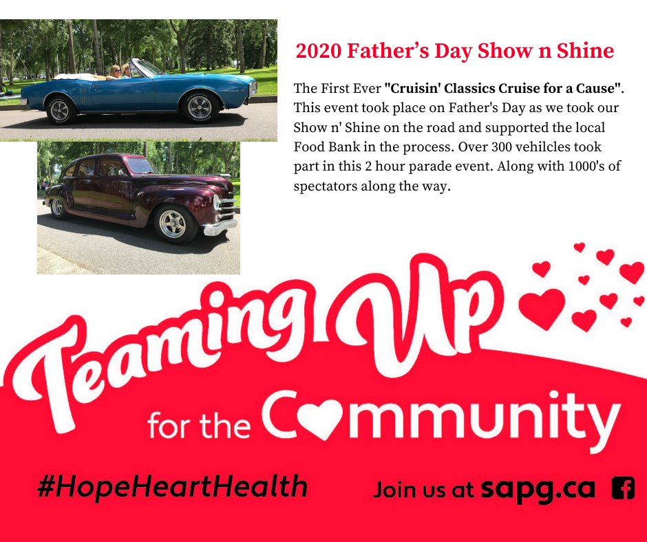 2020 Father's Day Show 'n' Shine